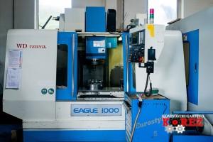 CNC-Bearbeitungszentrum VMC EAGLE 1000