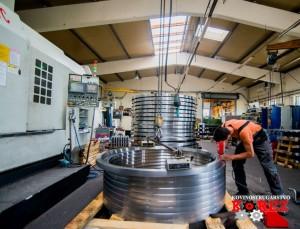 mechanische Bearbeitung von Metallen