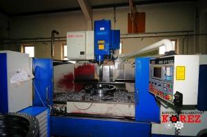 CNC-Bearbeitungszentrum VMC-21100