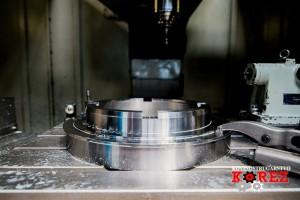 maschinelle Bearbeitung von Metallen