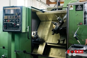 CNC-Horizontal-Drehmaschine INDEX GU 800