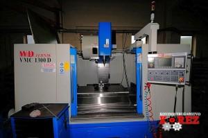VMC 1300 D CNC machining centre