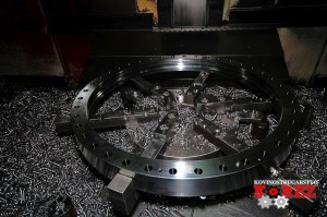 Turning, drilling and milling
