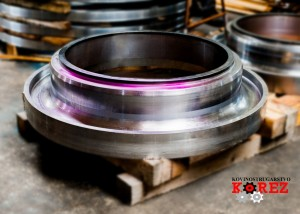 Kovinostrugarstvo Korez Karol s.p. also thermally treats the products - hardened product